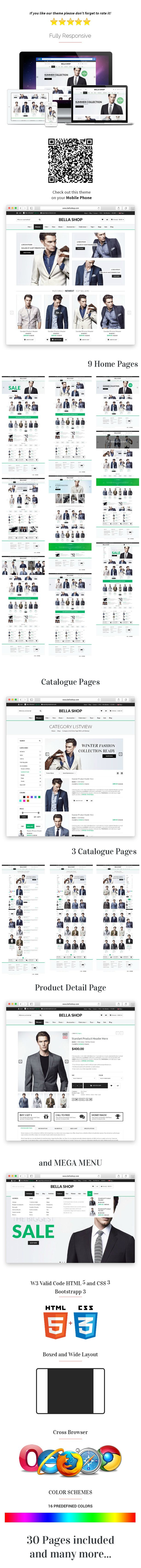Ecommerce HTML Template by jThemes Studio