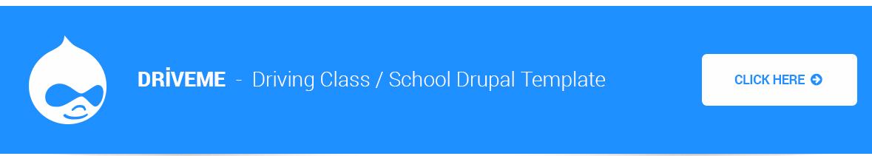 Driveme - Driving School WordPress Theme - 3